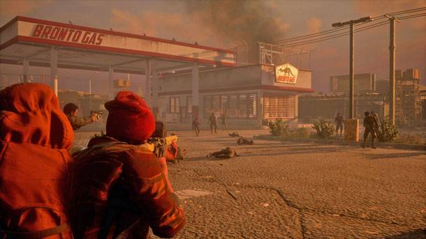 Survive In A Zombie Wasteland This May