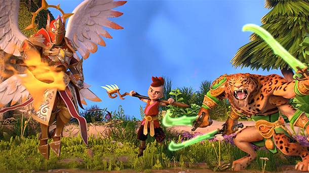 Might & Magic: Elemental Guardians Casts Its Spell On Mobile Devices This May