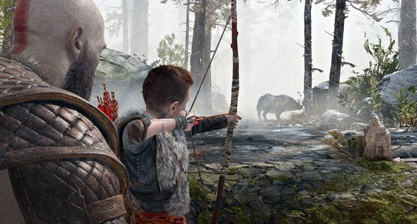 Five Big Surprises From Our Hands-On Time With God Of War