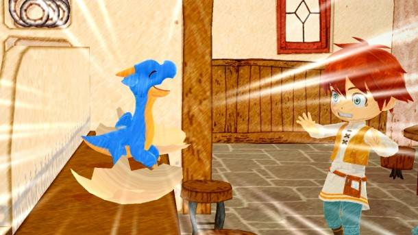 Run A Business And Care For Your Dragon In Harvest Moon Creator's New Title