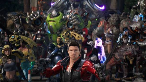 Epic Games Releases All Paragon Assets For Free