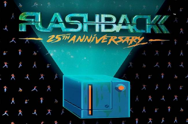 Amazon lists Flashback 25th Anniversary Edition for Switch