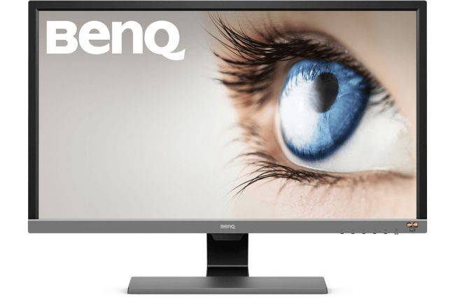 BenQ's new 28-inch 4K monitor is a fast HDR display priced at $499