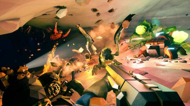 Mining horde shooter Deep Rock Galactic comes to Steam