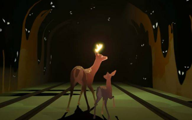 Nature adventure Way to the Woods dazzles in new trailer