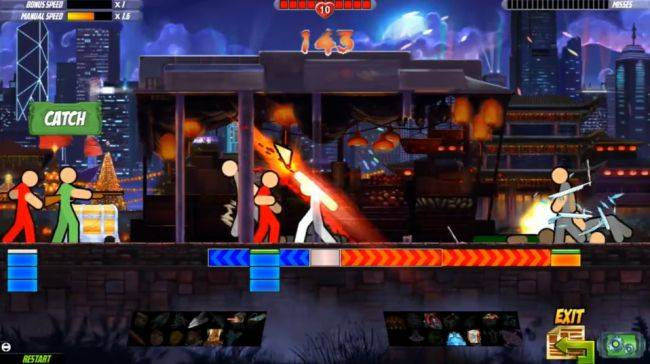 One Finger Death Punch 2 announced, coming 'when it's ready'