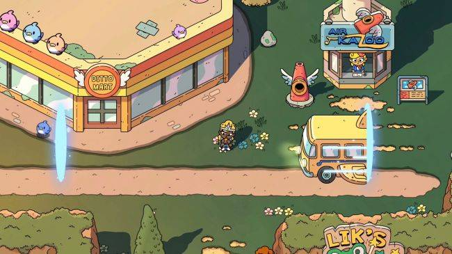Couch co-op Zelda-like The Swords of Ditto will be out in April