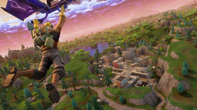 Upcoming Fortnite mode pits five teams of 20 players against each other