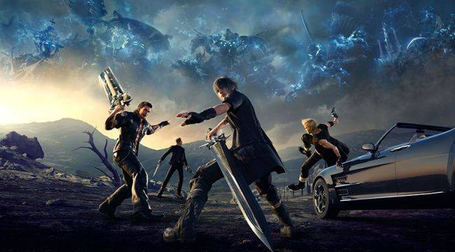 Final Fantasy XV mod improves performance, loading times, and more