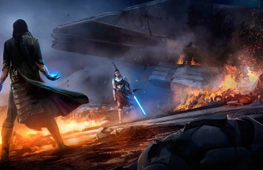 Star Wars: The Old Republic's lead writer heading up new studio working on episodic narrative game