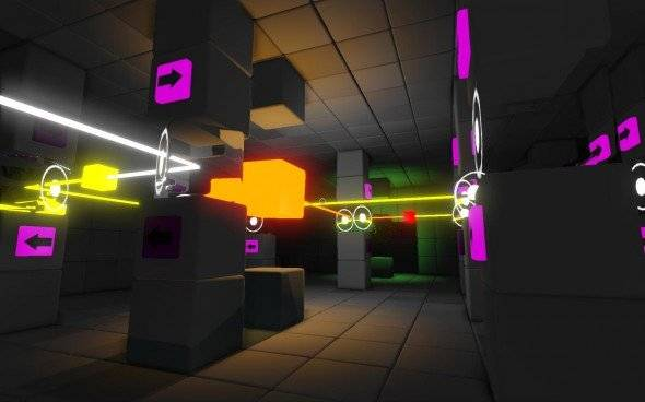 Smart puzzler Q.U.B.E is free for the next 24 hours