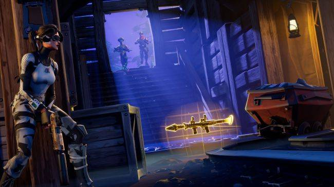Fortnite Battle Royale will add loot llamas next week, plus Xbox One crossplay coming in future