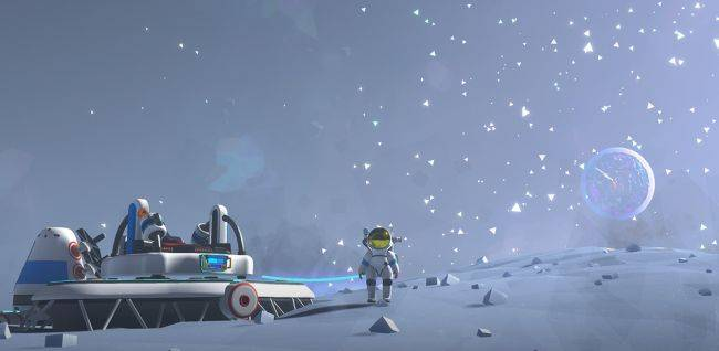 Astroneer gets 20 percent discount, dev diary shows off splitters and power system skill ceiling