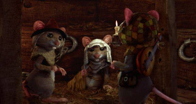 Mousey RPG Ghost of a Tale is out today