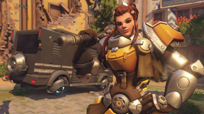 Overwatch's new support tank Brigitte launches next week