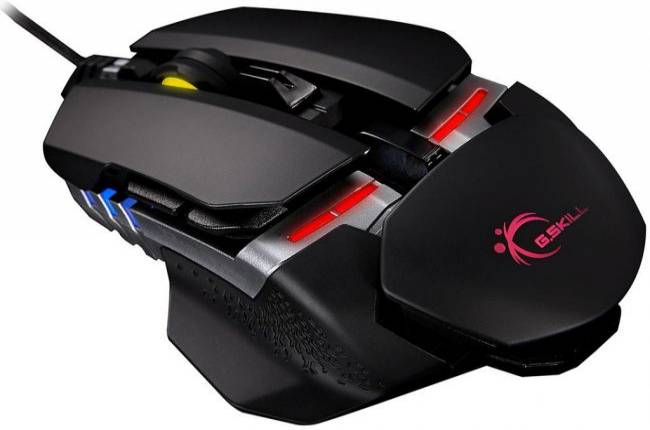 Get an ambidextrous G.Skill Ripjaws MX780 gaming mouse for $32.50