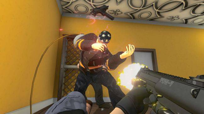 RICO is a co-op cop shooter that looks a lot like F.E.A.R. in its latest trailer