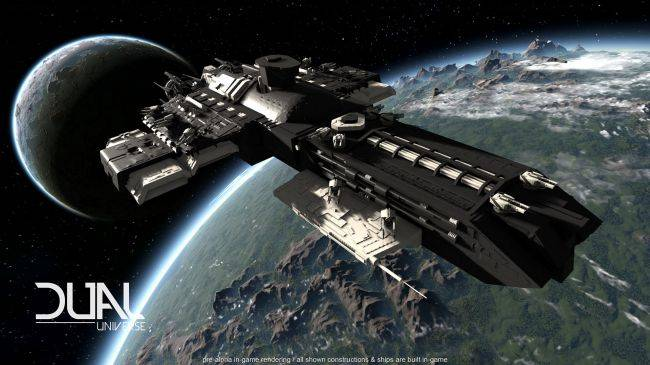 Ambitious space MMO Dual Universe hires one of EVE Online's original designers