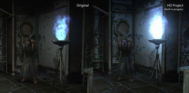 Resident Evil 4 HD Project mod adds dynamic lighting to The Island, continues to impress