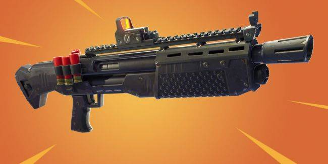 Fortnite lines up Heavy Shotgun, no update or downtime planned