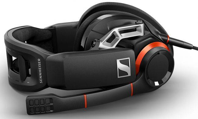 Sennheiser's open-back DSP 500 gaming headset aims for natural sounding audio