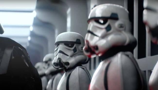 EA is working on an open-world Star Wars game