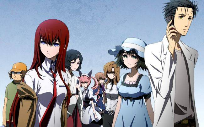 New game from Danganronpa creators and a remastered version of Steins;Gate heading to PC