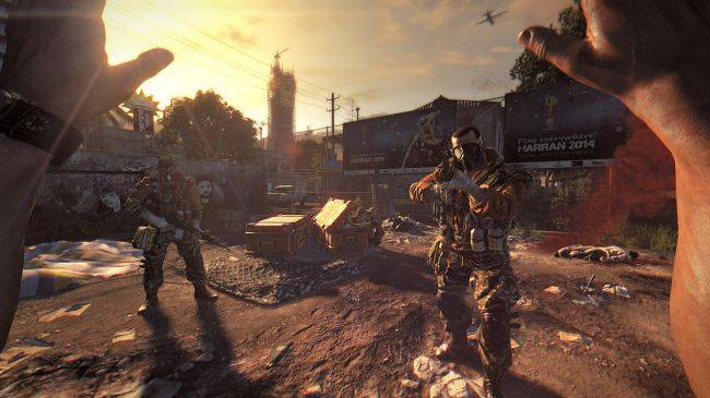 Watch first gameplay from Bad Blood, Dying Light's standalone battle royale-style mode