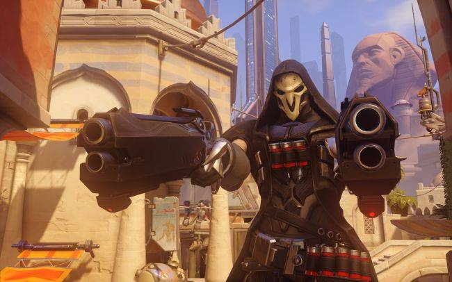 Overwatch is testing nerfs to D.Va and Zenyatta, buffs for Reaper and Mei
