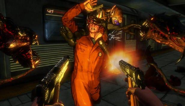 The Darkness 2 is free on the Humble Store