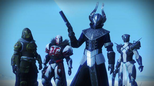Destiny 2's 'Go Fast' patch is out, buffs all weapons in PvE
