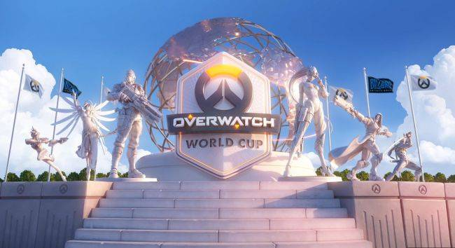 Blizzard kicks off the 2018 Overwatch World Cup