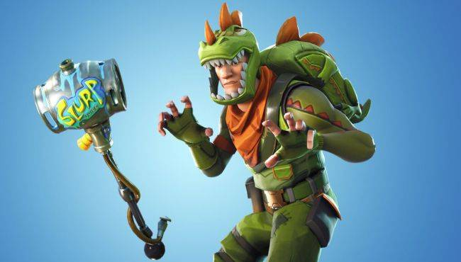 Fortnite to get Guided Missile launcher, adds dino outfit and pickaxe