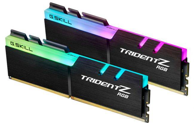 G.Skill hits an insanely fast 5GHz on an air-cooled RGB DDR4 memory kit