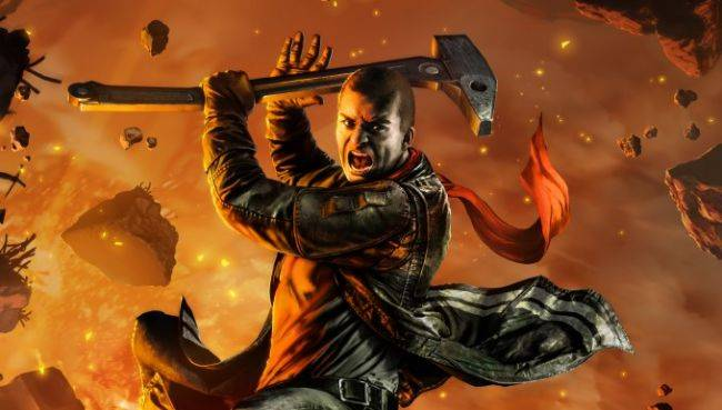 Red Faction: Guerrilla is coming back in a 'Re-Mars-tered' edition