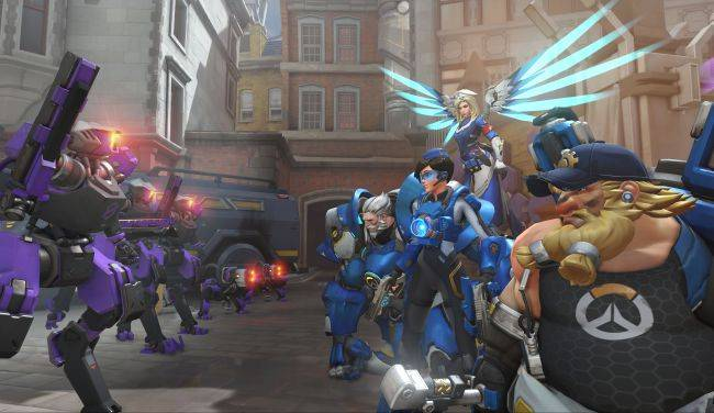 Overwatch's 'Uprising' event returns in April