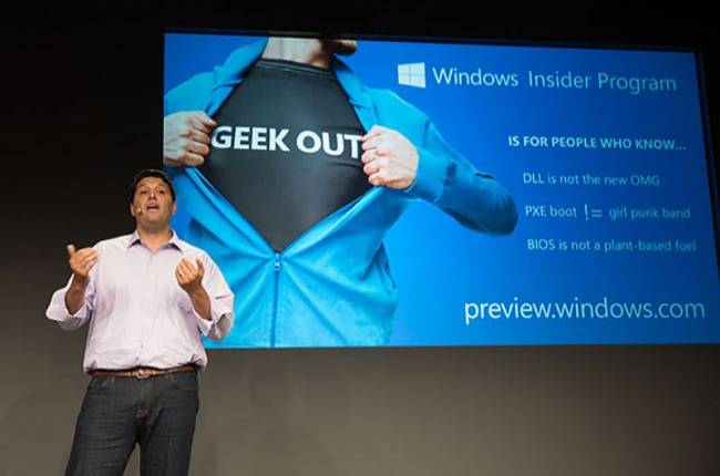 Windows chief Terry Myerson is leaving Microsoft as it reorganizes