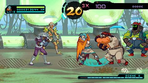 Indie brawler 'Way of the Passive Fist' is out now on Steam and PS4