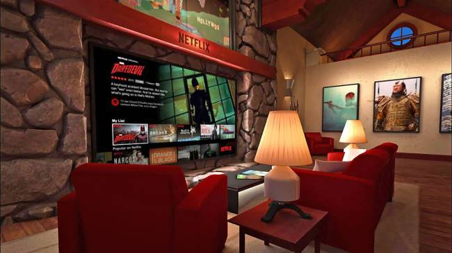 Netflix is taking a wait-and-see approach to virtual reality