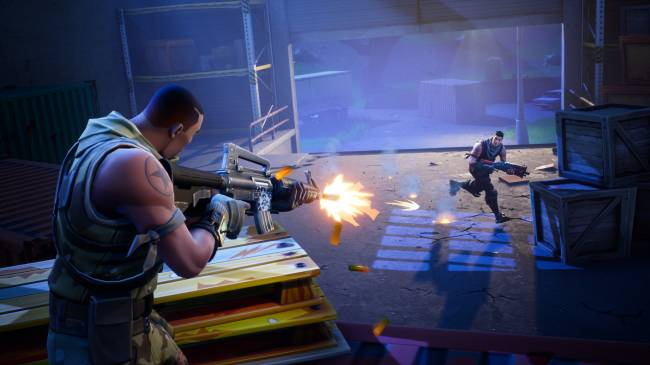'Fortnite Battle Royale' is coming to phones and tablets