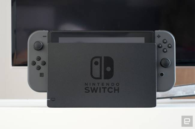 Switch update makes it easy to add Facebook and Twitter friends