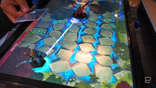 PlayTable combines blockchain and board games for peak nerdery