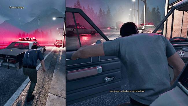 You won't beat 'A Way Out' without help from a friend