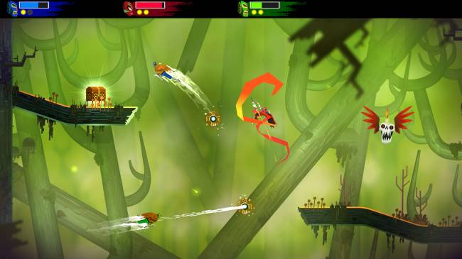 'Guacamelee! 2' blends a Mexican fairytale with wild, flashy action