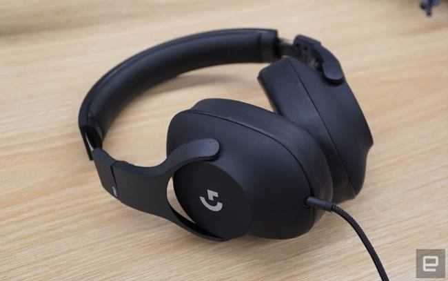 Logitech's G Pro headset is built for eSports