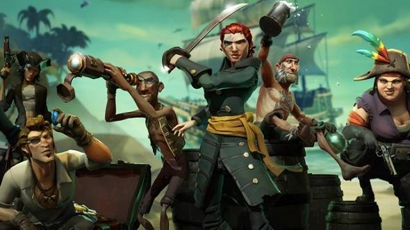 "Sea of Thieves devs working on ""super cool"" Asian-style cosmetics"