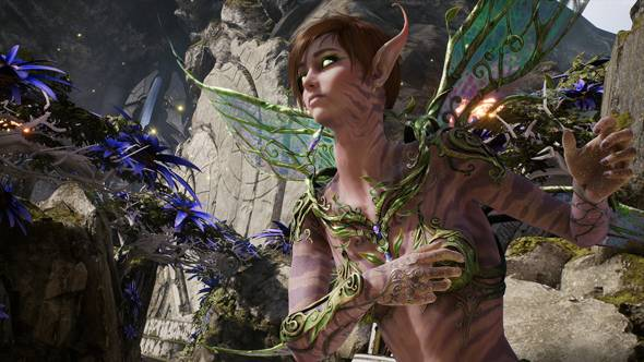 Paragon's assets are free in Unreal Engine 4