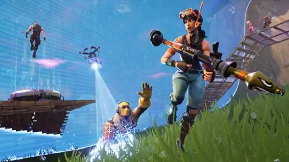 Fortnite Blitz is now live: more loot and instant storm movement