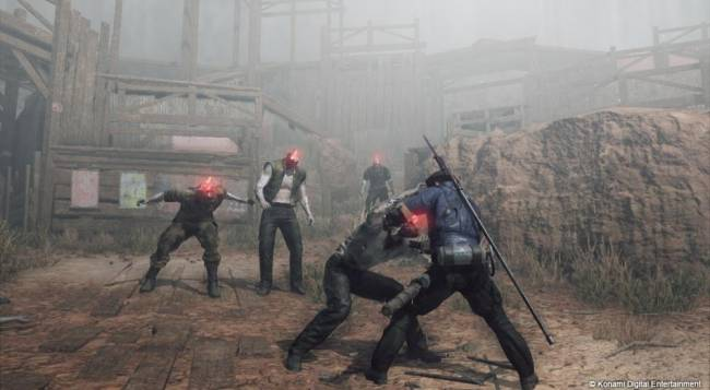 New Co-Op Mission Will Drop This Month for Metal Gear Survive
