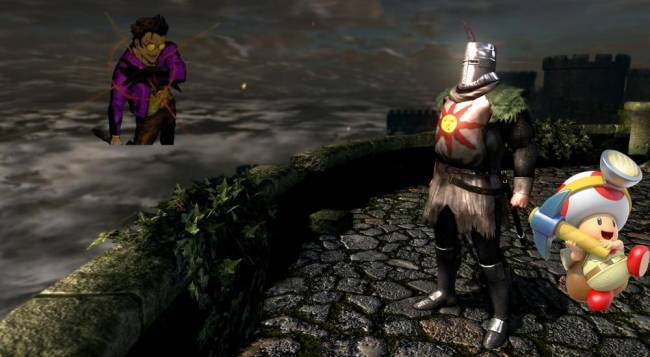 Nintendo Direct Shows Off Two Co-Op Titles, Dark Souls Amiibo